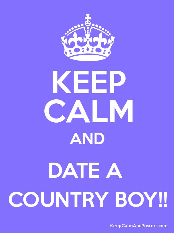 country boy online dating site