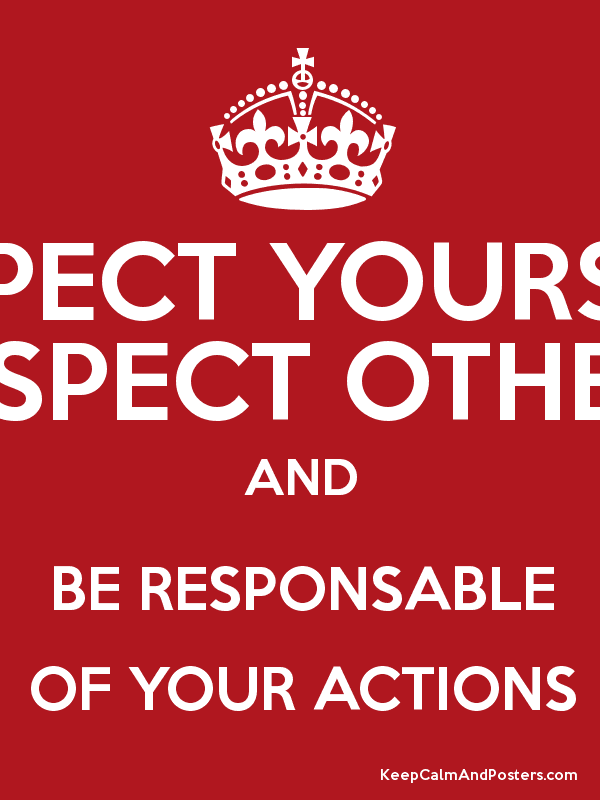 this i believe essays about respect Free respect papers, essays, and research it is interpreted as a gratitude value of someone or something and several people believe that respect is an act of.