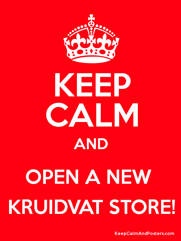 Keep Calm And Open A New Kruidvat Store Keep Calm And Posters Generator Maker For Free Keepcalmandposters Com