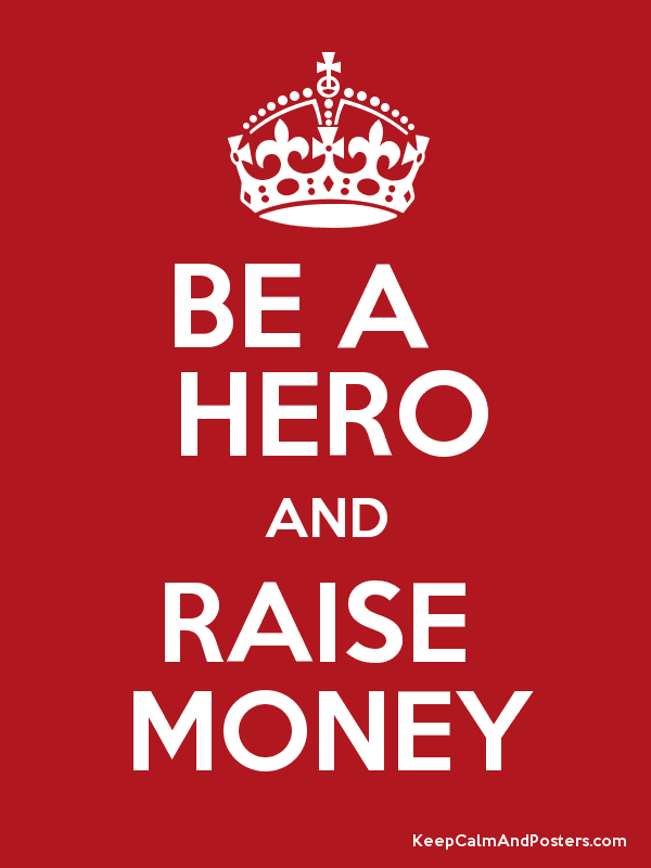 how to raise money for