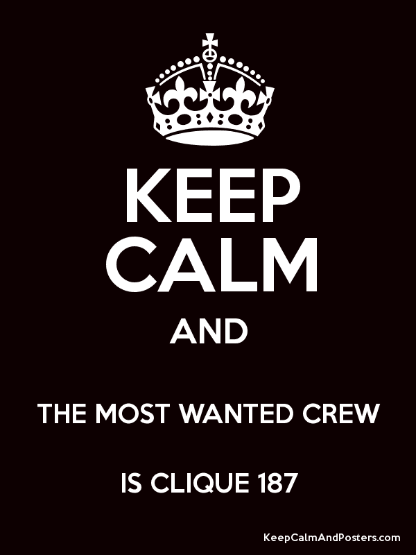 Most Wanted Crew Logo