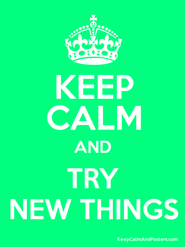 Try things for free