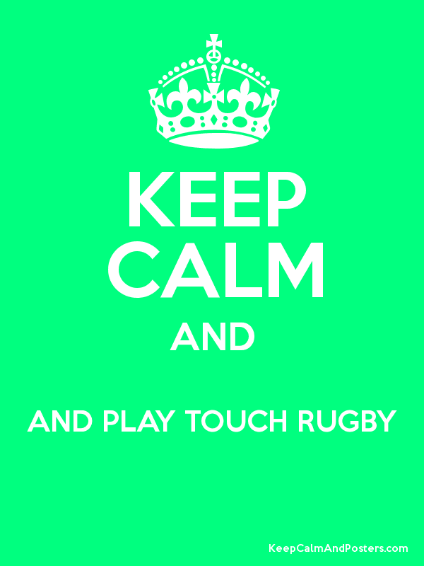 how to play touch rugby wikihow