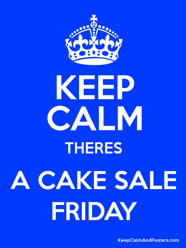Theres Free Cake