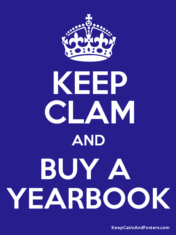 Keep clam and buy a yearbook keep calm and posters for Buy cheap posters online