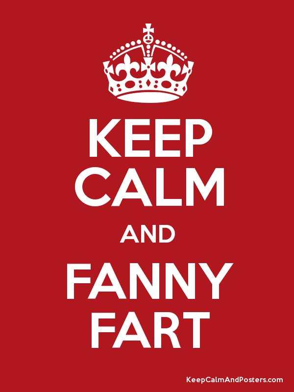Why Do I Keep Fanny Farting