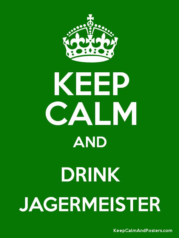jagermeister bomb how to drink