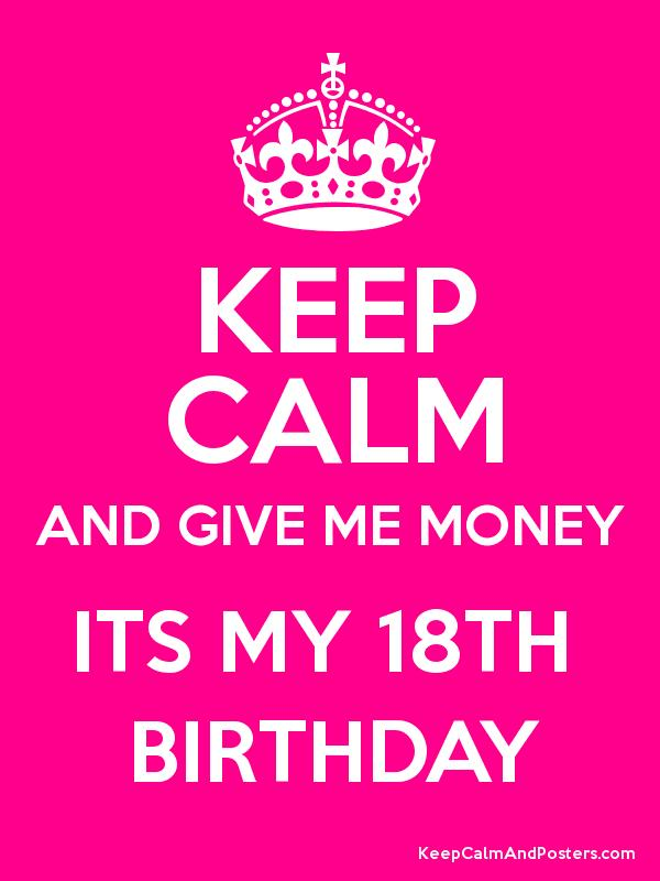 Keep calm its my birthday tumblr