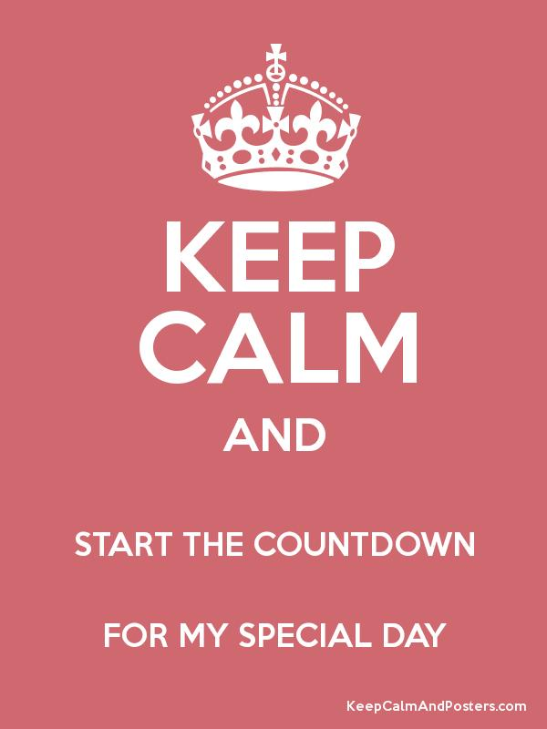 special day countdown