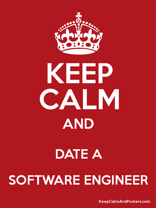 Dating software engineers