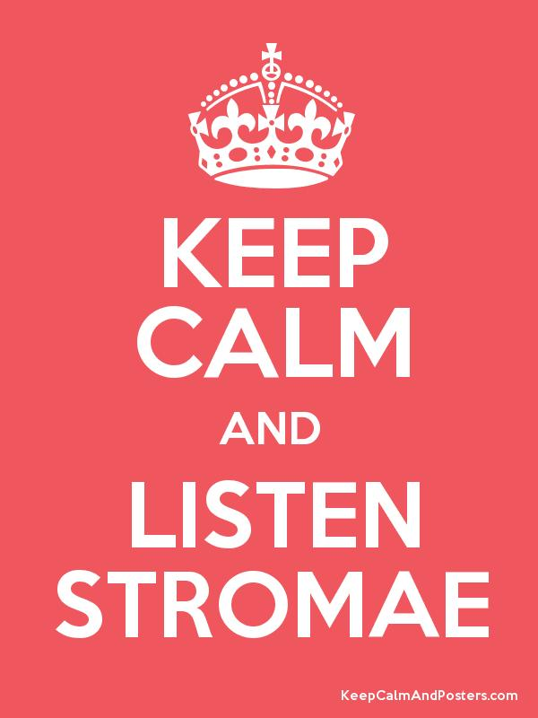 keep calm and listen stromae keep calm and posters generator