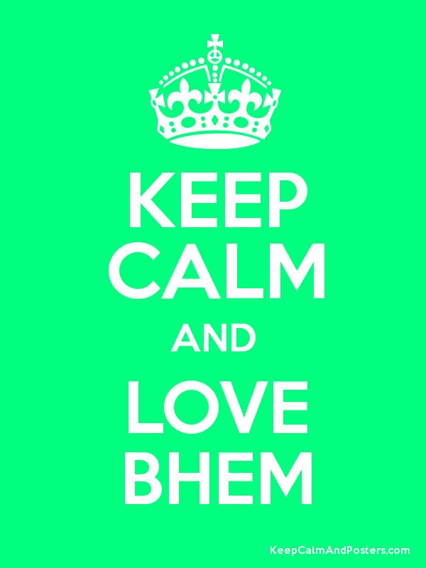 keep calm and love bhem keep calm and posters generator maker for
