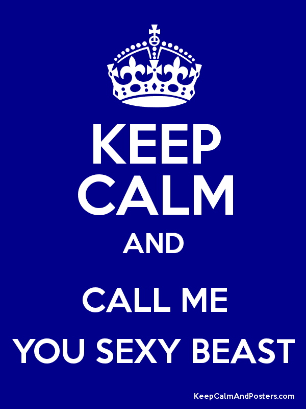 What does it mean when your boyfriend calls you sexy