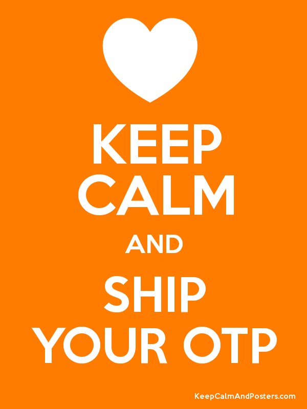 6779abd05c694 KEEP CALM AND SHIP YOUR OTP - Keep Calm and Posters Generator