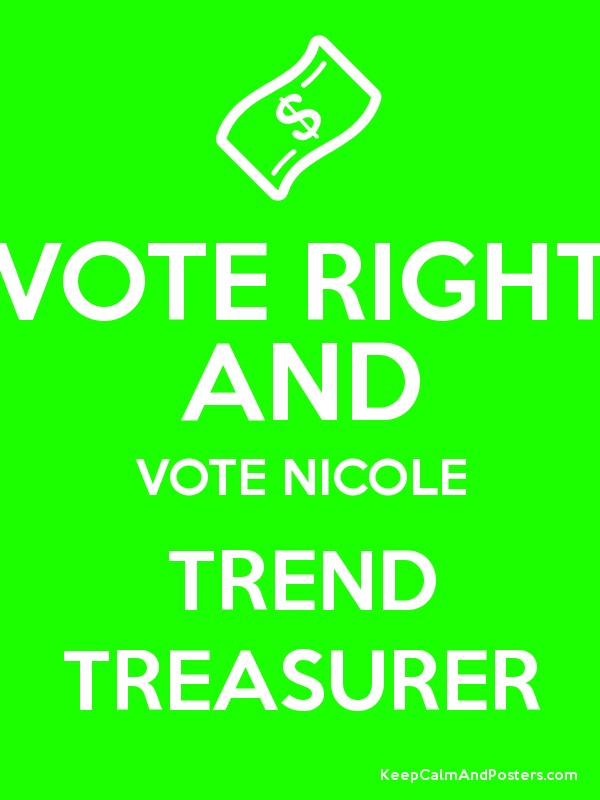 speech for running treasurer A former class president explains how to work your way up to a leadership role at your school run for one of the smaller offices such as secretary or treasurer ace your campaign speech some schools have candidates give speeches or debate.