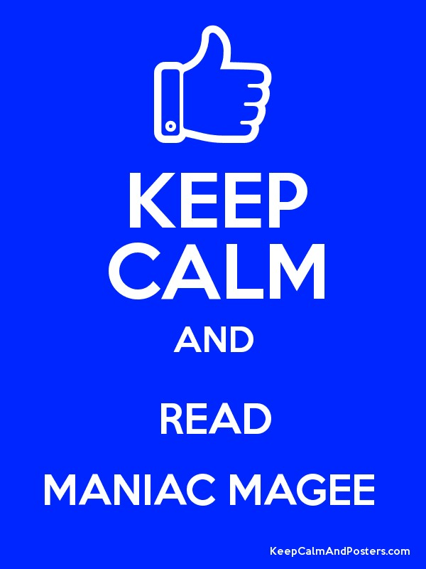maniac magee pdf free download