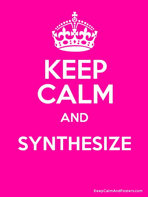 is synthesise
