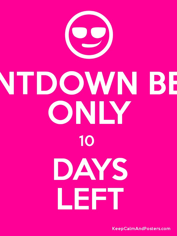 Countdown Generator Countdown For Your Website