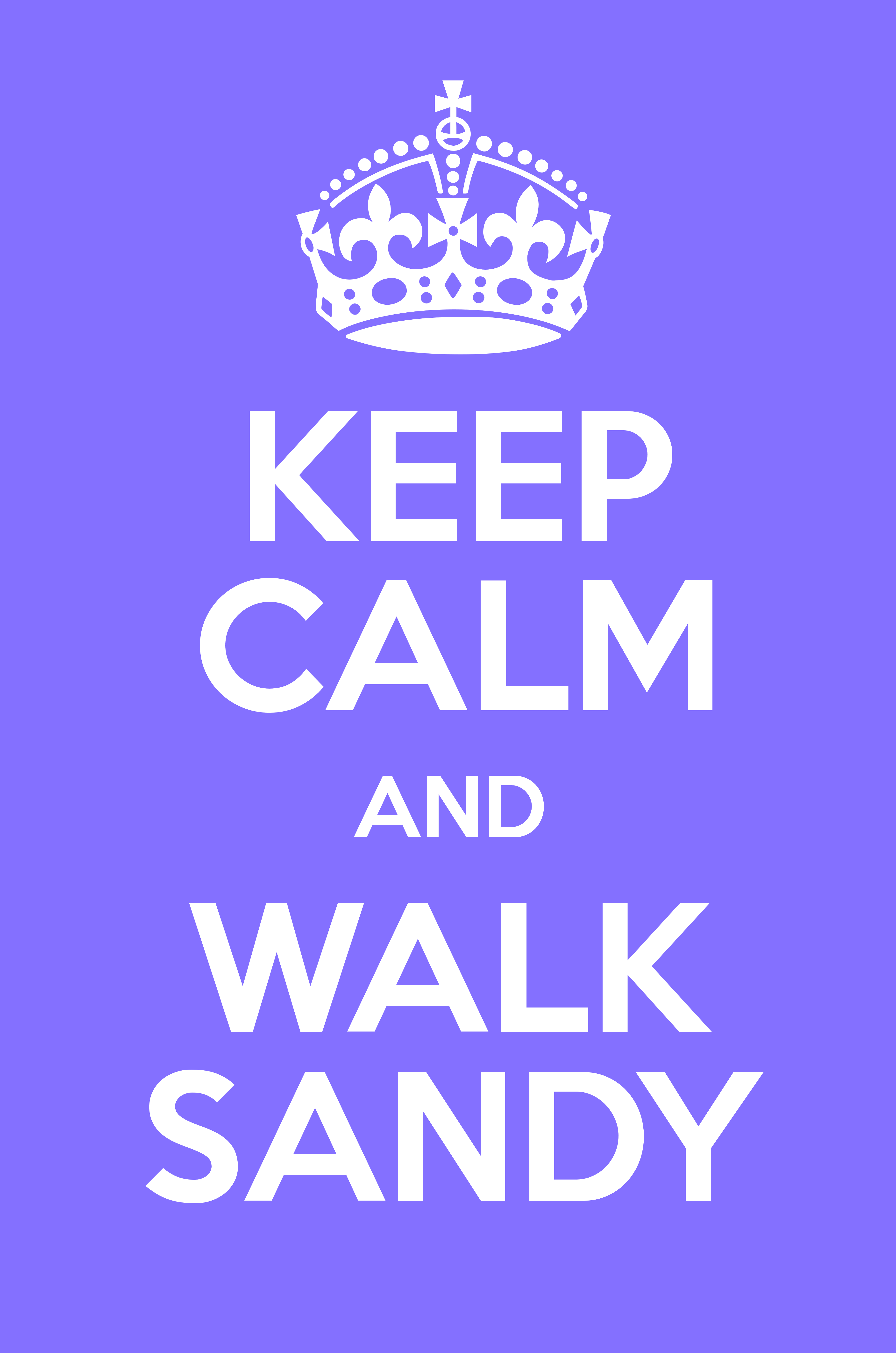 How to Stay Calm During Sandy