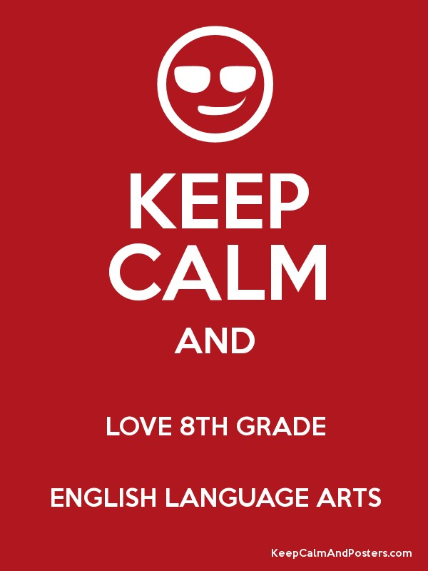 Image result for 8th grade english