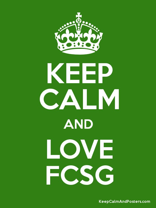 Fcsg 1879 rund um den fc st. Keep Calm And Love Fcsg Keep Calm And Posters Generator Maker For Free Keepcalmandposters Com
