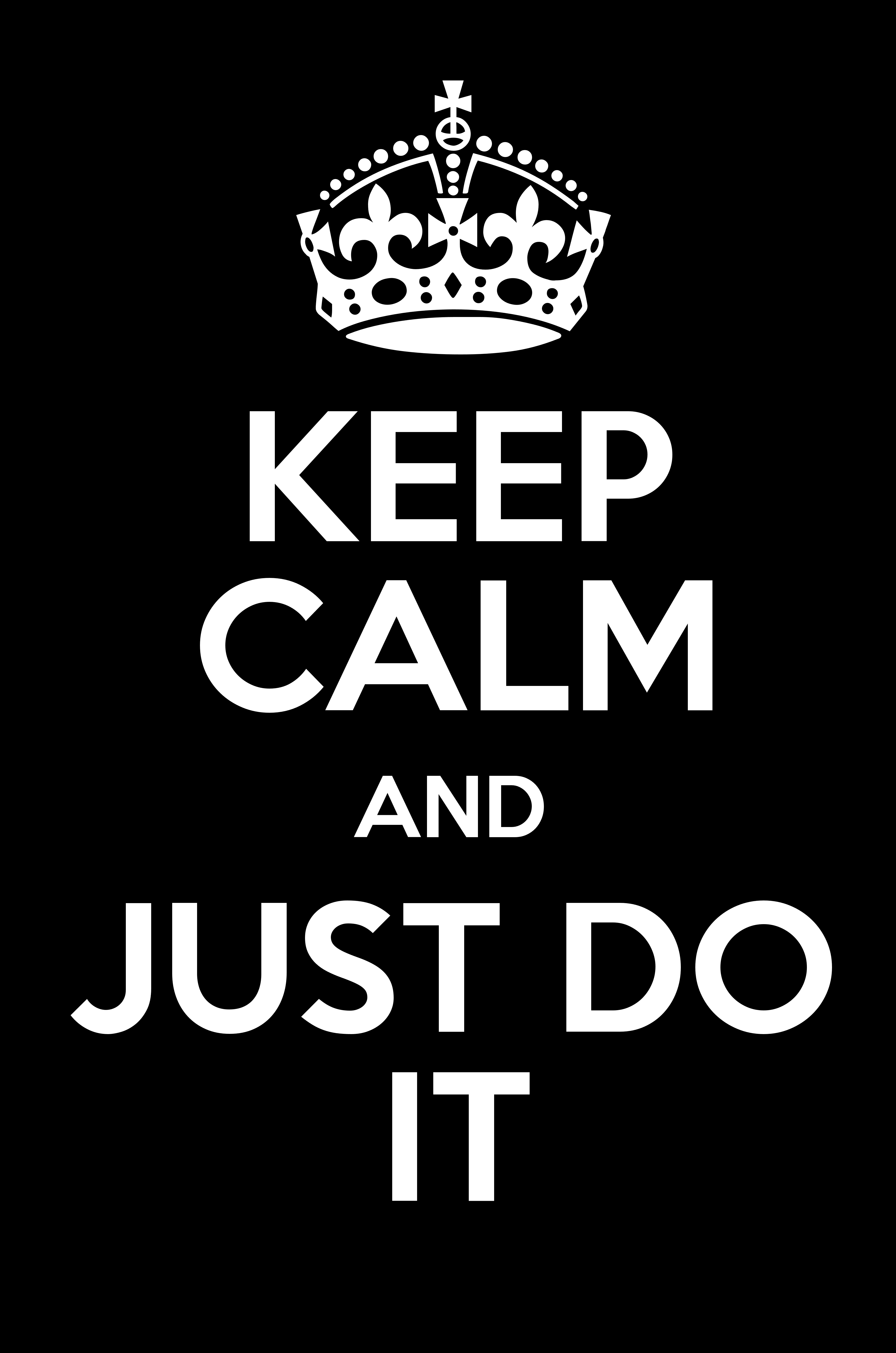 keep calm and just do it keep calm and posters generator maker Nike Just Do It keep calm and just do it poster