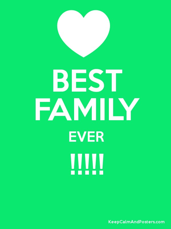 Best family ever poster for Buy cheap posters online