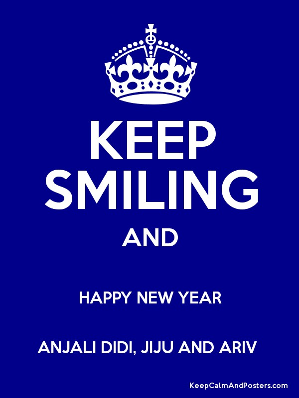 Happy New Year Jiju 13