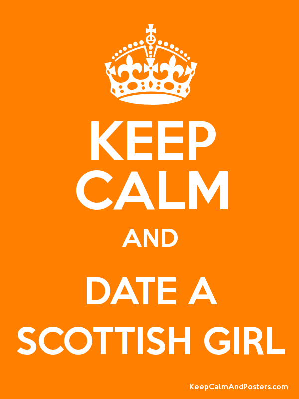 dating a scottish girl