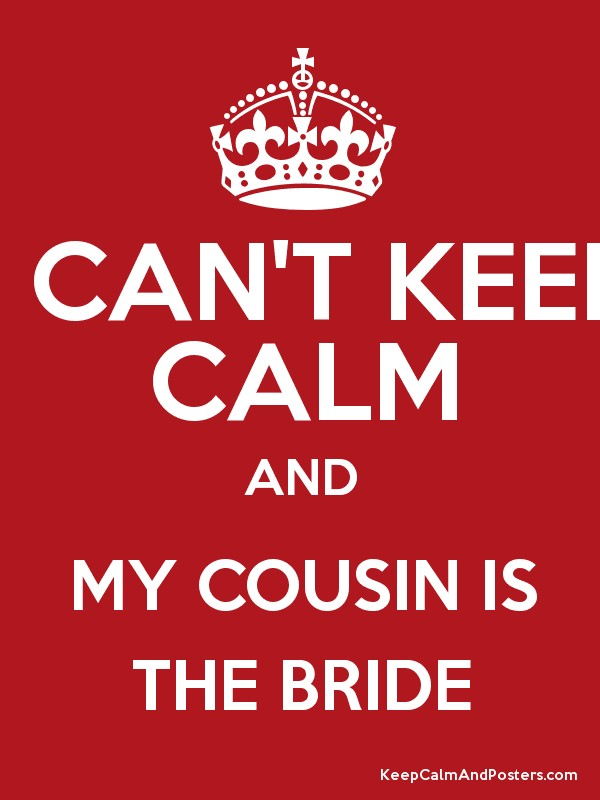 Cousin of the Bride