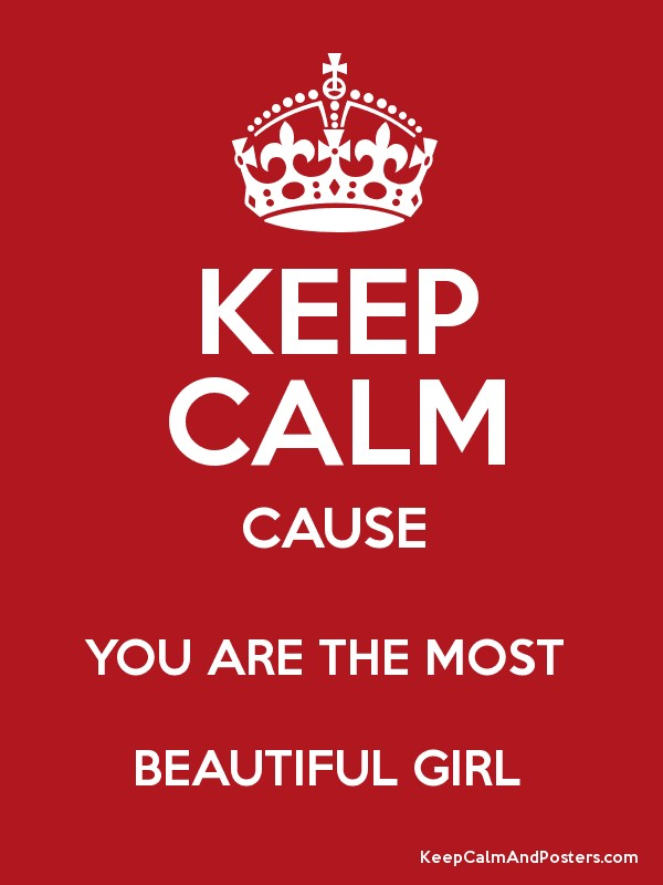 You are the beautiful girl. You Are Beautiful Quotes for Her ...