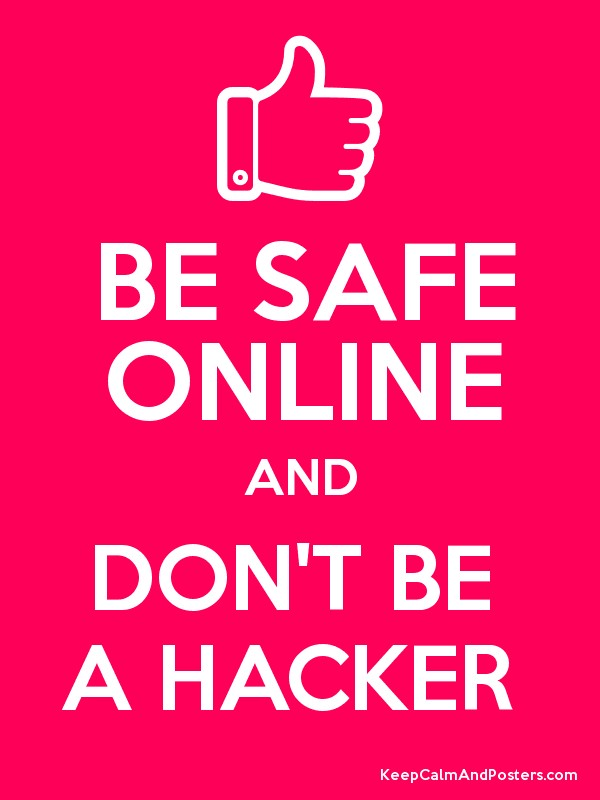 how to keep safe from hackers