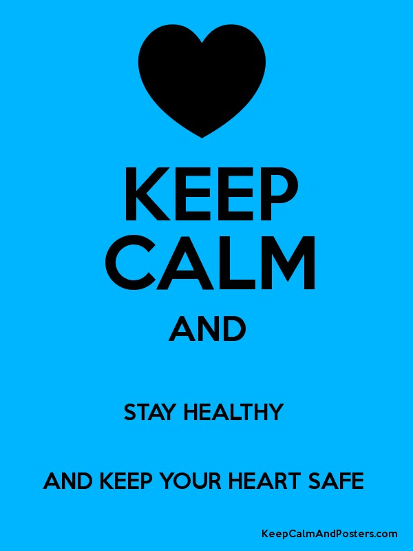 how to keep yourself healthy and safe