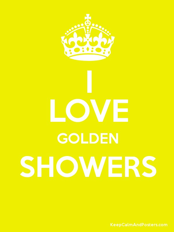 Local lovers of golden showers