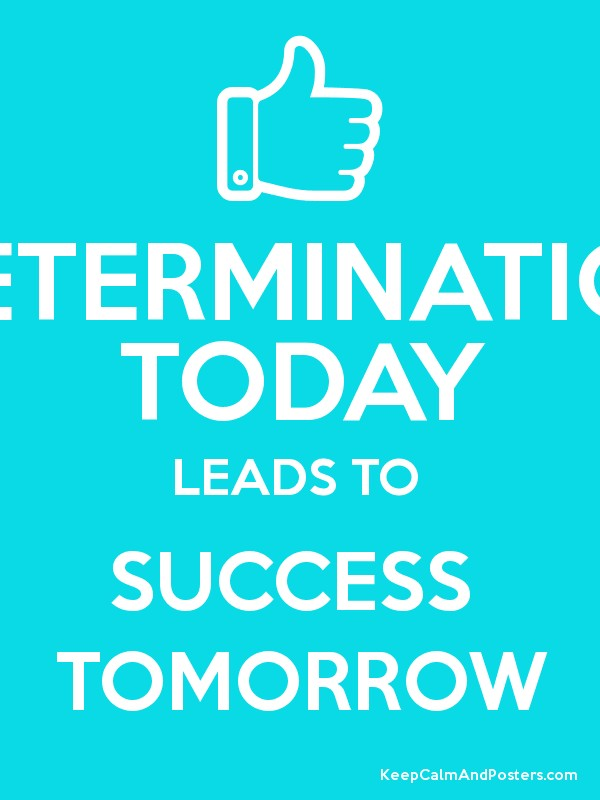 """determination today leads to success tomorrow Careers our team cloudburst security is comprised of the brightest individuals in the information security industry  """"determination today leads to success ."""