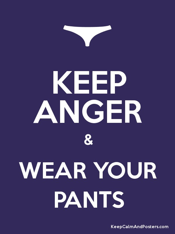 how to keep your anger in control
