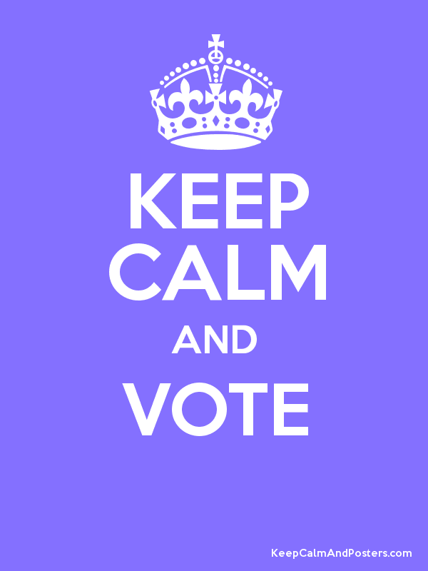 81478 keep calm and vote keep calm and posters generator, maker for