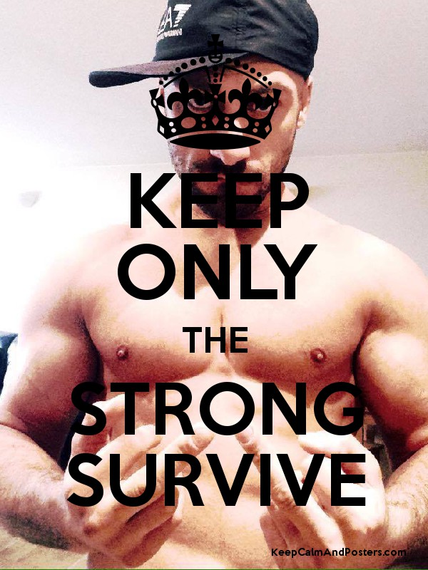 only the strong will survive pdf