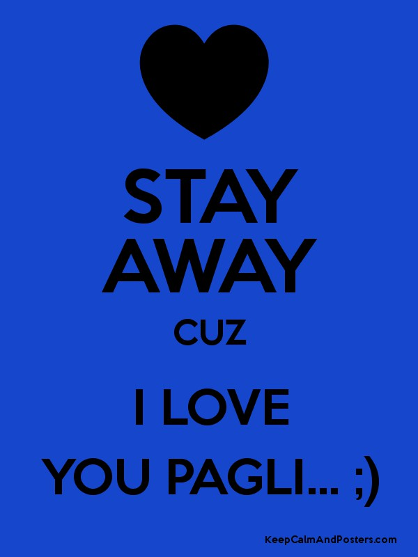 I love you pagli photo