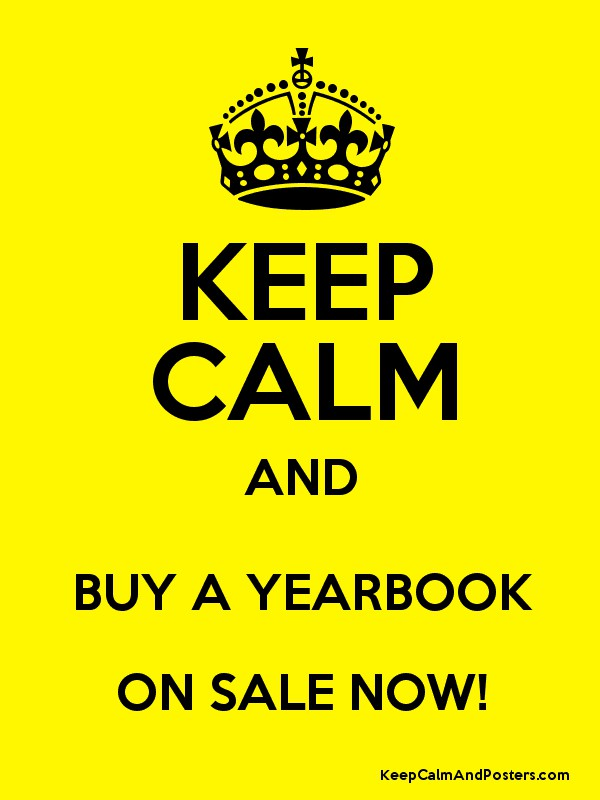Keep calm and buy a yearbook on sale now keep calm and for Buy cheap posters online