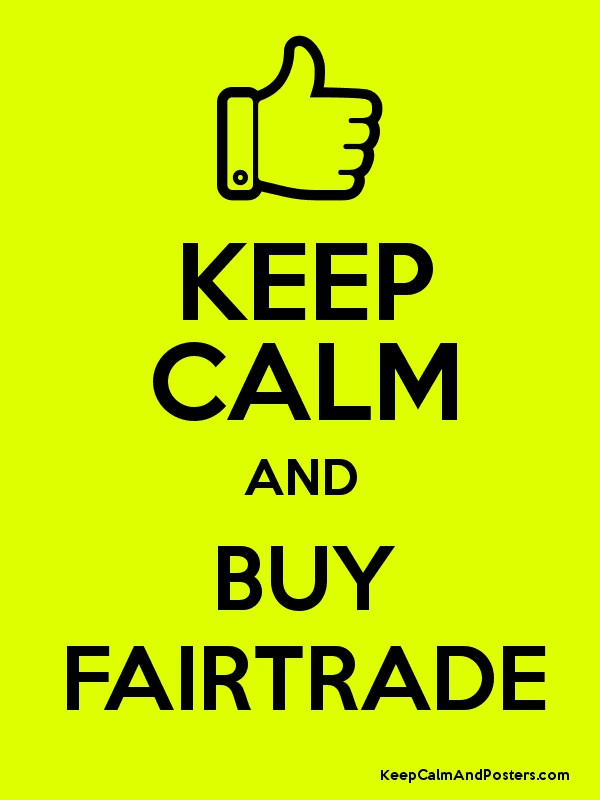 Keep calm and buy fairtrade keep calm and posters for Buy cheap posters online
