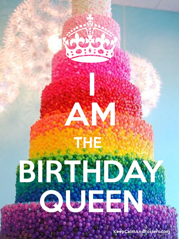 I Am Free To Run I AM THE BIRTHDAY QUEE...