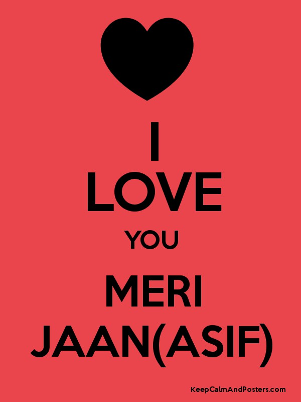 I Love You Meri Jaan Hd Image Wallpaper Images