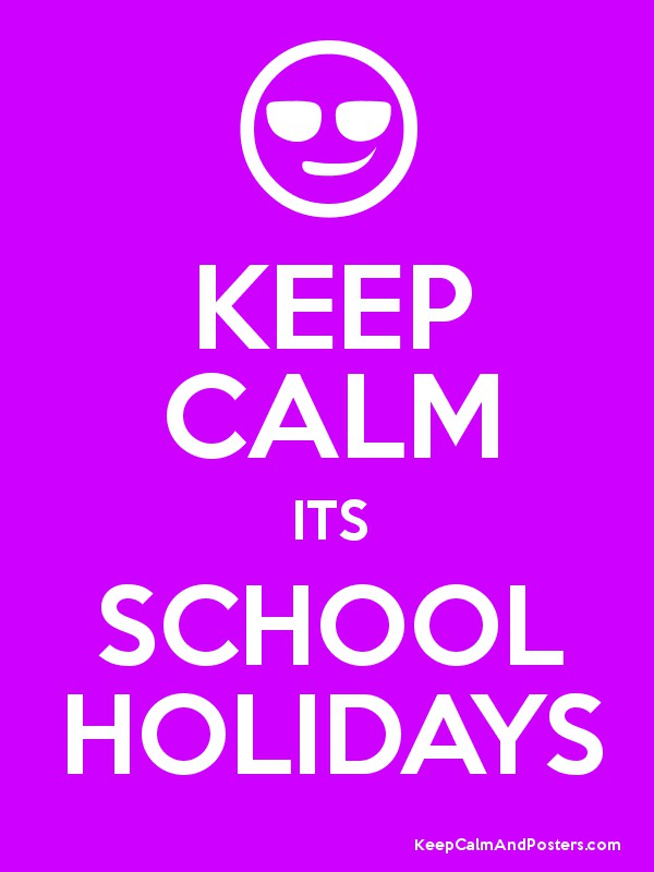 Image result for keep calm its the holidays