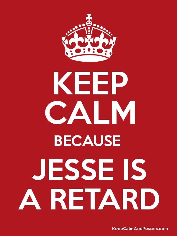 Image result for jesse retard
