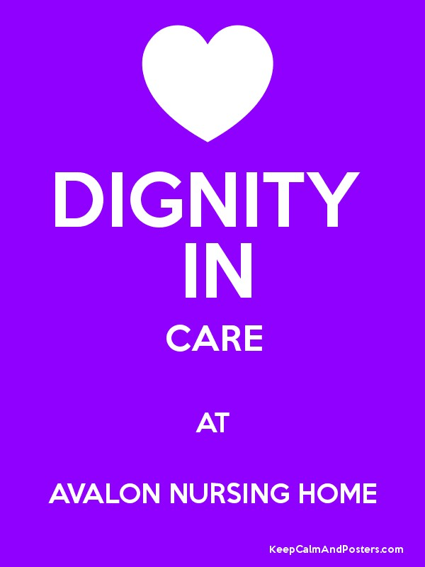 dignity in nursing care Respect and dignity: principle 1 of the code published by the nursing and midwifery board of ireland, formerly an bord altranais.
