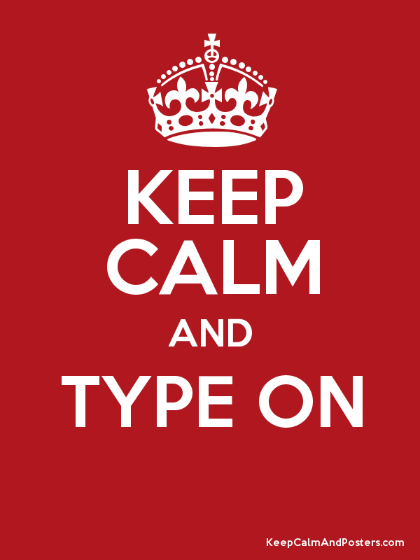 Keep calm and type on keep calm and posters generator for Keep calm font download