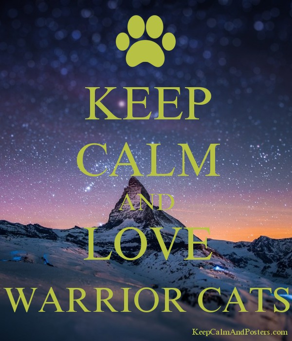 Poster Warrior Cats