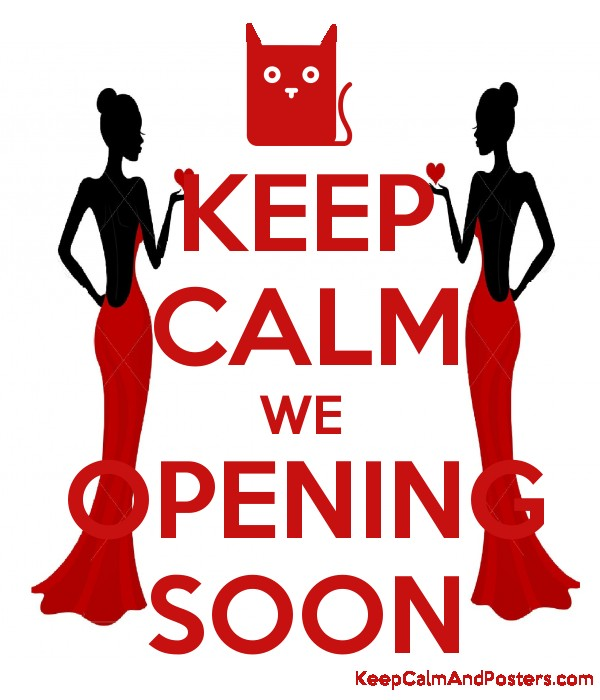 Keep Calm We Opening Soon Keep Calm And Posters Generator Maker