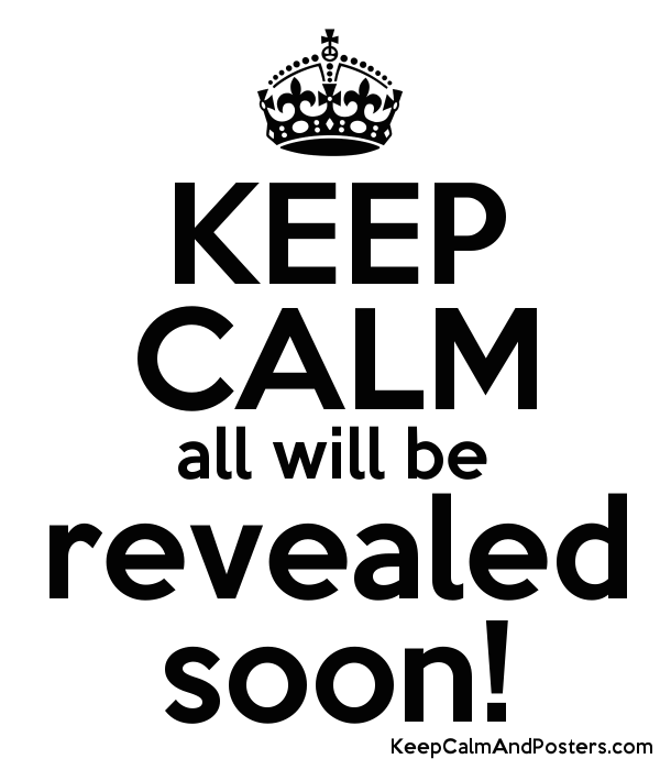 Image result for all will be revealed